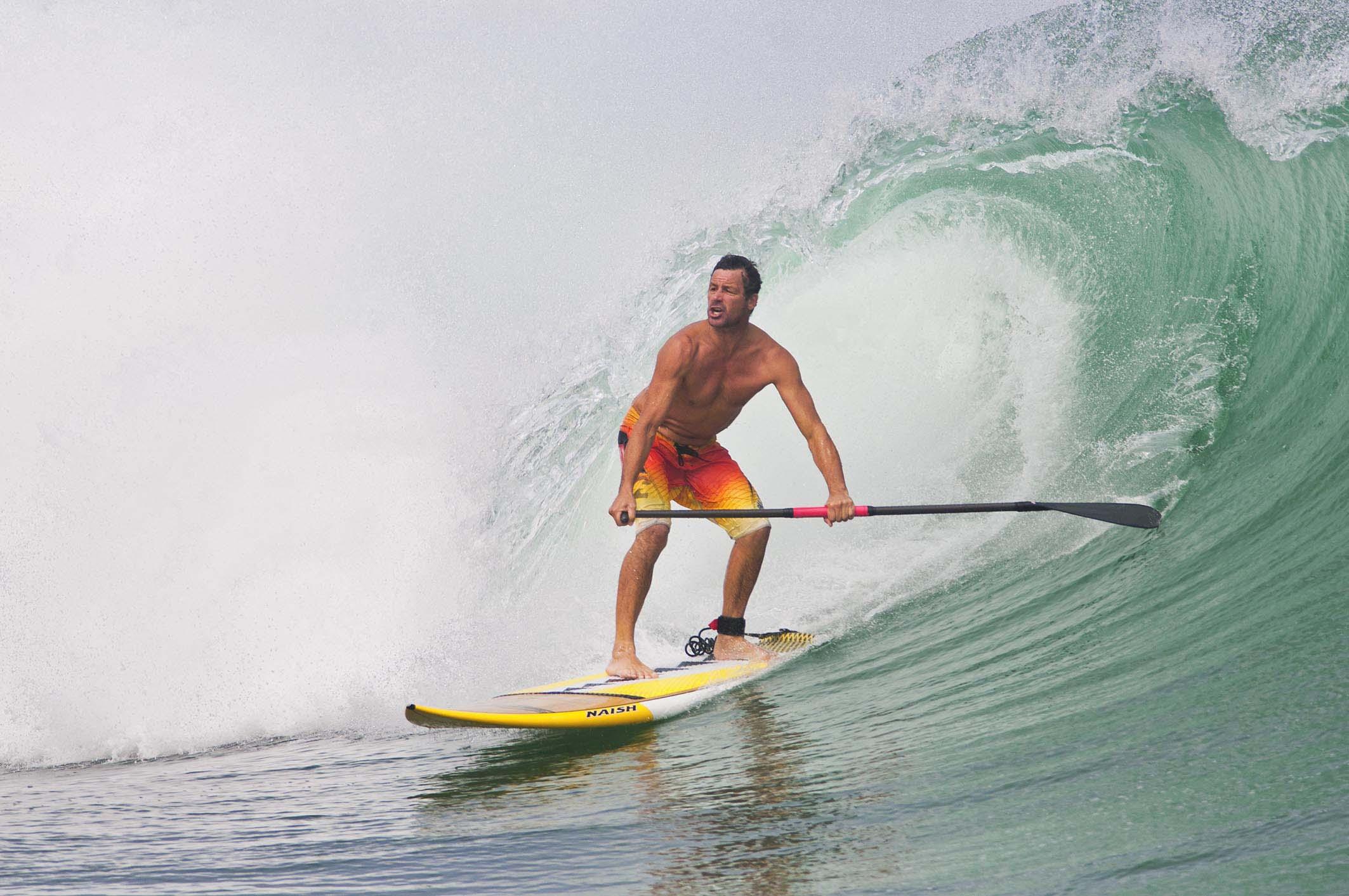 6aeccde9a ¿Por qué optar por una tabla de Stand Up Paddle Surf NAISH